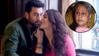 Bachchan bahu Aishwarya Rai licks cream off Ranbir Kapoor: Should Jaya aunty be pissed?
