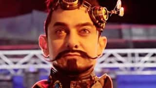 LEAKED! Aamir Khan's look from his new film Secret Superstar! Mogambo, Magician or Musician? (Pictures)