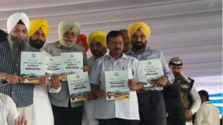 AAP releases farmers' manifesto in Punjab: All you need to know about the promises made by Arvind Kejriwal