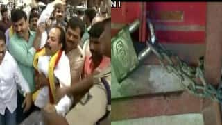 Tamil Nadu bandh over Cauvery: DMK leaders detained, industries shut