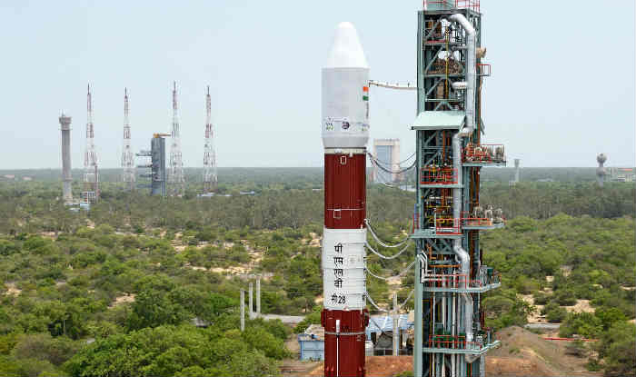 Sriharikota: Launch of GSLV-F05 delayed by 40 mins, says ISRO