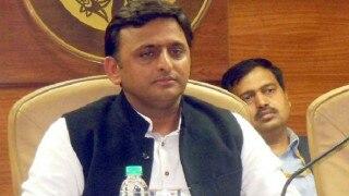 Akhilesh Yadav announces free distribution of smart phones in Uttar Pradesh
