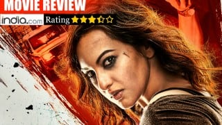 Akira movie review: Sonakshi Sinha's kick-ass action & Anurag Kashyap's badass cop act is powerful