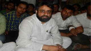 AAP MLA Amanatullah Khan accused of eve-teasing by sister-in-law, complaint registered by Delhi Police