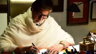 Amitabh Bachchan confesses: Letter to Navya Naveli & Aaradhya worked as good promotional device for Pink!