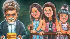 Amul dedicates a tropical to the enthralling courtroom scene from the movie Pink