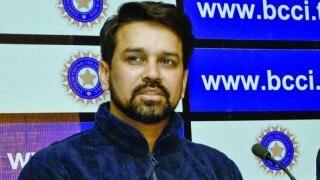 As BCCI president, Shashank Manohar left a sinking ship: Anurag Thakur