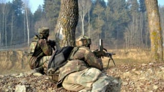 Kashmir unrest: Encounter underway in Poonch, body of fourth terrorist recovered