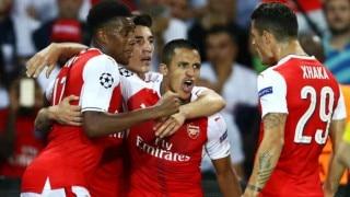 Arsenal beat Sunderland, Manchester City defeat West Brom