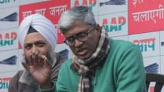 Summoned for blog, AAP leader Ashutosh rakes up snooping row…