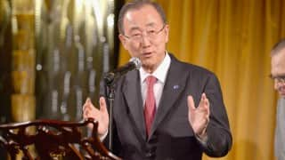 UN chief to visit Haiti as funding appeal falls short