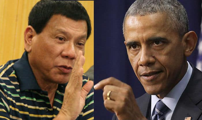 Barack Obama, Rodrigo Duterte meet despite Filipino leader's crude language