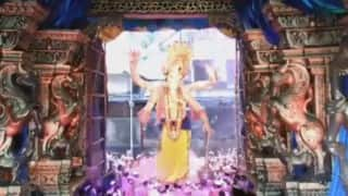 Ganesh Visarjan 2016: Lalbaugcha Raja, Ganesh Galli Cha Raja Visarjan begin in Mumbai amid fanfare