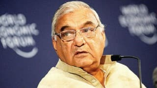 Bhupinder Singh Hooda terms CBI searches as 'political vendetta'