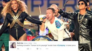 Coldplay to perform this November in Mumbai, tickets price are only 'Up and Up' starts from Rs 25000 to Rs 5 lakh