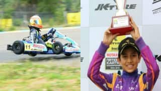 Shahan Ali Mohsin becomes first Indian to win Asian Karting Championship