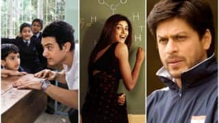 Happy Teachers Day 2016 Special- Smart Shah Rukh Khan, Supportive Aamir Khan, Sexy Sushmita Sen: 5 entertaining teachers in Hindi cinema
