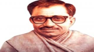 Think of poor on Deendayal Upadhyaya's birth centenary: Narendra Modi