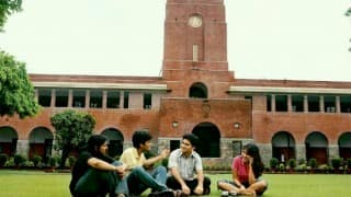 Delhi University law students on hunger strike again over mass failures