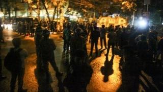 ढाका हवाईअड्डे के निकट 'आत्मघाती हमला'