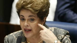 Brazil's ousted president Dilma Rousseff blasts process, talks about future
