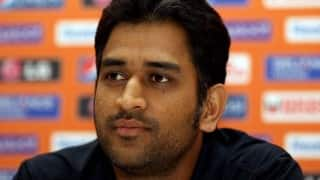 Biopic doesn't glorify me but show my journey: Mahendra Singh Dhoni