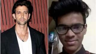 OMG! Hrithik Roshan's Facebook page hacked; hacker goes live and posts his picture