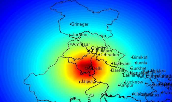 Slight earthquake hits Haryana, tremors felt in Delhi