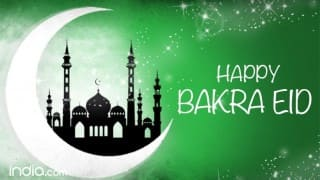 Urdu Eid Mubarak 2016 Hindi Shayri, SMS: 10 Best Bakra Eid Mubarak Shayri, Wishes, WhatsApp & Facebook Messages in Hindi-Urdu to wish Happy Eid-Ul-Adha