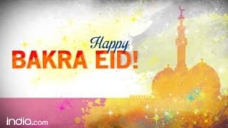 Eid Mubarak Wishes: Best Bakra Eid Mubarak SMS Messages, WhatsApp & Facebook quotes, eCards to Wish Happy Eid-Ul-Adha 2016 Greetings