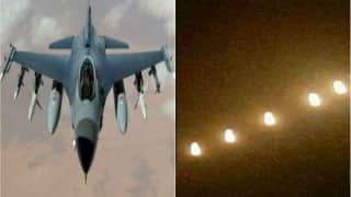 Four F-16 fighter planes spotted in Islamabad! Is Pakistan preparing for war with India?