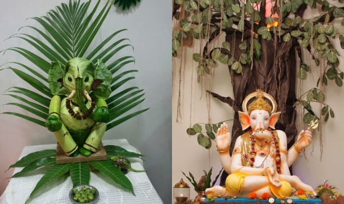 Ganesh Chaturthi 2016 Simple Yet Insanely Beautiful Decoration Ideas For Ganpati Festival