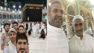 Hajj 2016: How selfies and smartphones have transformed the biggest spiritual journey of Muslims