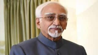 Chabahar port will be 'turning point' in Indo-Iran ties: Vice President Hamid Ansari