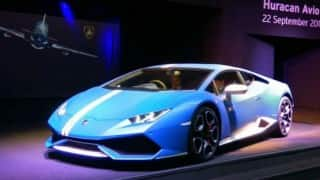Lamborghini bets on India, brings in Huracan Avio at Rs 3.17 crore