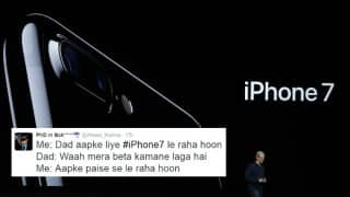 iPhone 7: These 15 hilarious tweets about the new Apple phone are enough to know what it means to world