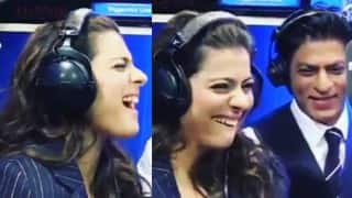 Kajol singing Baby Doll in this video will make you fall in love with her craziness