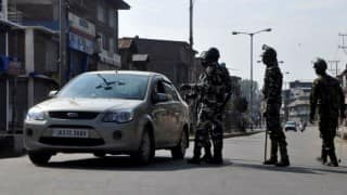 Kashmir unrest: Valley remains shut for 78th day
