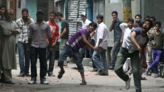 Kashmir Unrest: Youth killed, 30 injured in clashes