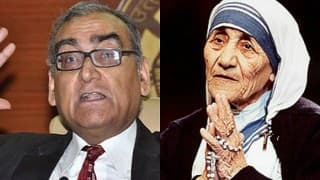 Justice Markandey Katju calls Mother Teresa a 'fraud', 'fundamentalist' and 'fanatic'