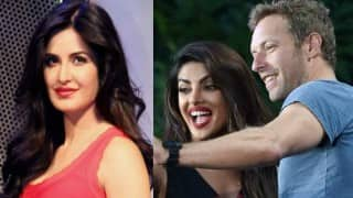 Close Enough! Chris Martin of Coldplay band accidentally calls Katrina Kaif as 'Katrina Kaif Kapoor'