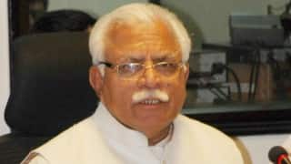 CBI raid: Manohar Lal Khattar says no political vendetta