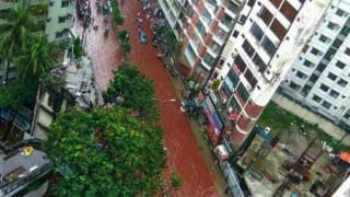 ढाका में बकरीद पर बही खून की नदियाँ