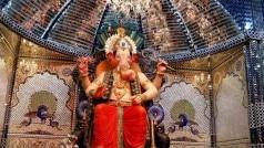 Lalbaugcha Raja LIVE Darshan 2016: Watch Lalbaugcha Raja Live Aarti,…