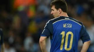Lionel Messi out for three weeks as Atletico Madrid hold Barcelona