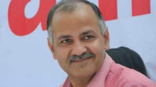 Manish Sisodia to return from Finland as scheduled despite LG Najeeb Jung's order