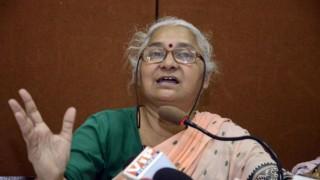 मोदी सरकार कर रही 244 गांवों की हत्या: पाटकर