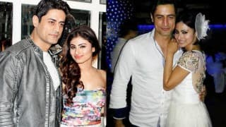 Naagin 2: Aww! Mohit Raina wishes good luck to his ladylove Mouni Roy in the most adorable way