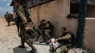 'Commander of Syrian rebel alliance Abu Omar Sarakeb killed in airstrike'