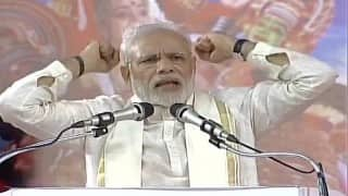 Sacrifices of BJP workers in Kerala will not go in vain, says Narendra Modi